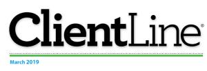 client line march 2019